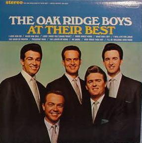 The Oak Ridge Boys Albums 1967-1973